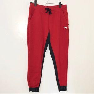 PINK Victoria's Secret Jogger Sweatpants Medium